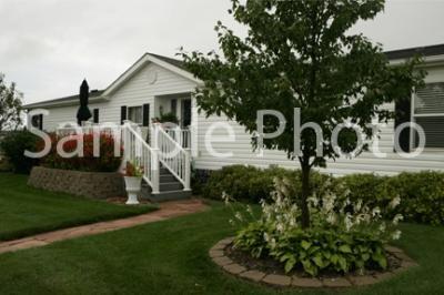 Mobile Home at 1518 Cobblestone Circle S. Lot 1518Cs Mishawaka, IN 46544