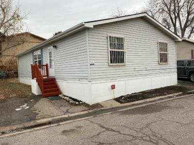 Mobile Home at 14470 E 13th Avenue #b11 Aurora, CO 80011