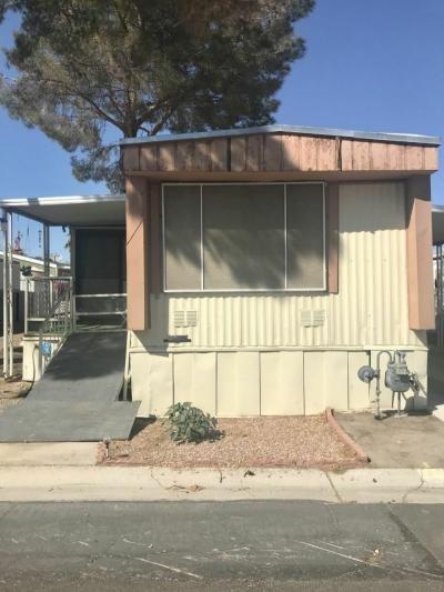 Mobile Home at 867 N. Lamb Blvd. , #145 Las Vegas, NV 89110