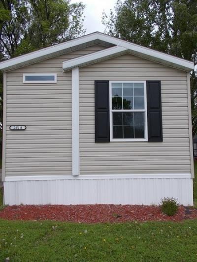 Mobile Home at 2514 Lawndale Road Lot 274 Grand Forks, ND 58201