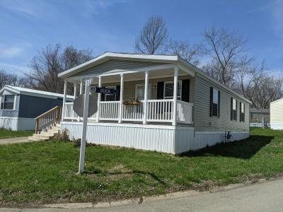 Mobile Home at 10144 Chapel Dr Lot 541 Indianapolis, IN 46234