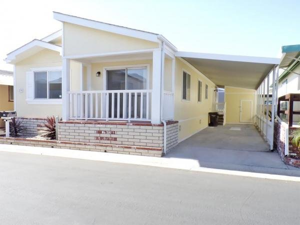 2000 Goldenwest Mobile Home For Rent