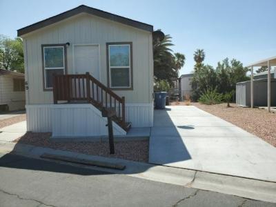 Mobile Home at 1624 Palm Street, #69 Las Vegas, NV 89104