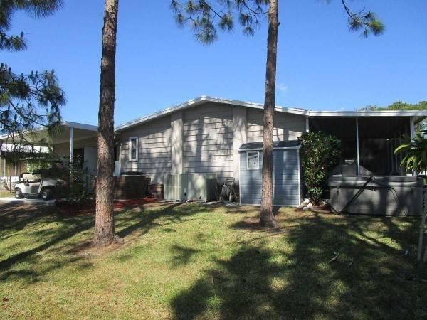 1989 MERIT Homes Mobile Home For Sale