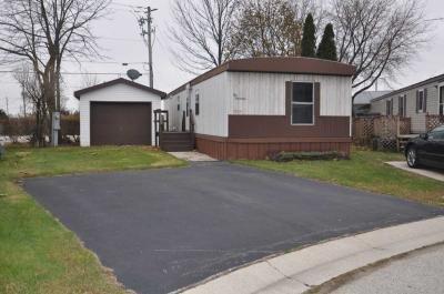 Mobile Home at 214 Forest Blvd. Sheboygan Falls, WI 53085