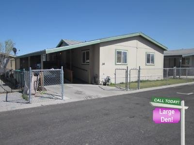 Mobile Home at 36 Primton Way Fernley, NV 89408