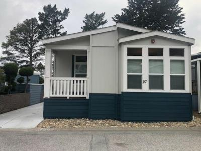 Mobile Home at 27 Lighthouse Lane Daly City, CA 94014
