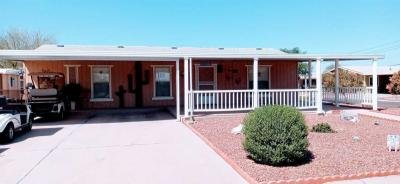 Mobile Home at 155 E. Rodeo Rd. #41 Casa Grande, AZ 85122