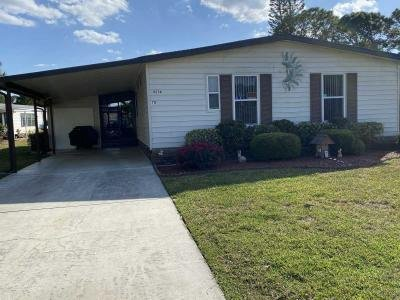 Mobile Home at 19236 Cedar Crest Ct. North Fort Myers, FL 33903