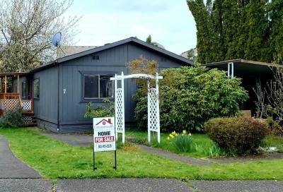 Mobile Home at 18780 S Central Point Road, Sp. #7 Oregon City, OR 97045
