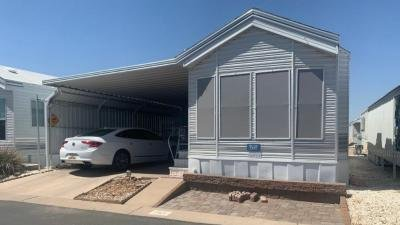 Mobile Home at 702 S. Meridian Rd. # 0767 Apache Junction, AZ 85120