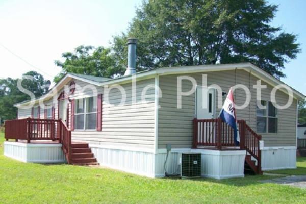 2001 WAYCROSS Mobile Home For Sale