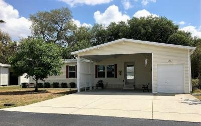 Mobile Home at 3904 Bubba Dr Zephyrhills, FL 33541