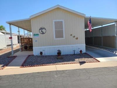 Mobile Home at 301 S Signal Butte #309 Apache Junction, AZ 85120