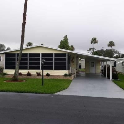 Mobile Home at 213 White Poplar St. Sebring, FL 33876
