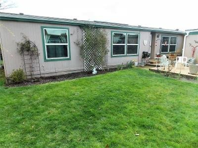 Mobile Home at 1145 SW Cypress St #100 Mcminnville, OR 97128