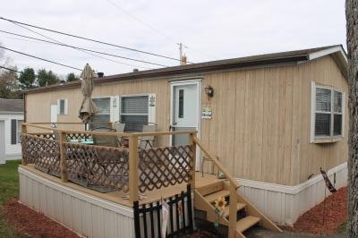 Mobile Home at 60 S Mountainview Mhp Stony Point, NY 10980