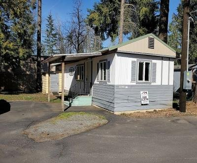Mobile Home at 6823 SE Mabel Avenue, Sp. #11 Milwaukie, OR 97267