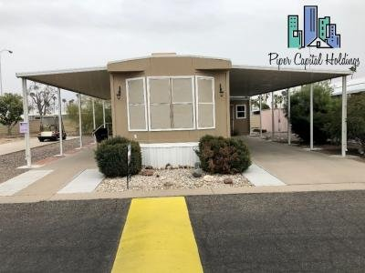 Mobile Home at 300 S. Val Vista Drive Mesa, AZ 85204