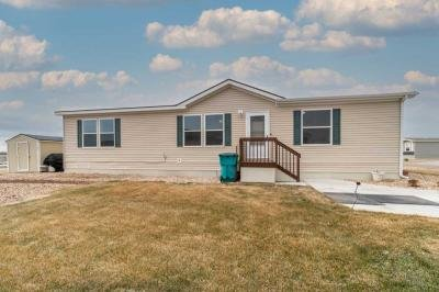 Mobile Home at 3062 Yarrow Circle #377 Evans, CO 80620