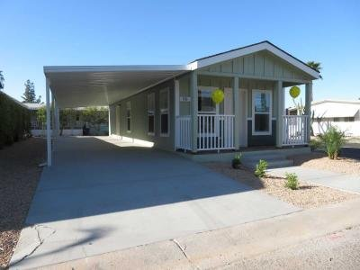Mobile Home at 6960 W. Peoria Avenue #90 Peoria, AZ 85345