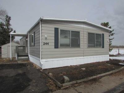 Mobile Home at 8201 So. Santa Fe Dr. #244 Littleton, CO 80120