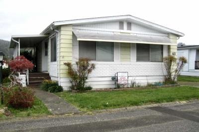 Mobile Home at 1200 E Central Ave #43 Sutherlin, OR 97479