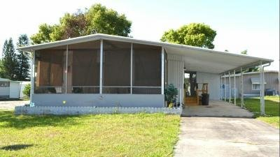 Mobile Home at 1111 Laura St. Casselberry, FL 32707