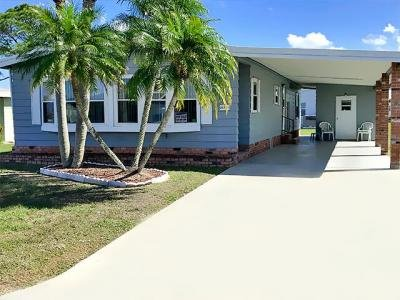 Mobile Home at 26405 Lexington Dr Bonita Springs, FL 34135