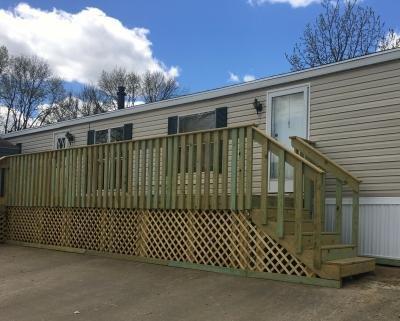 Mobile Home at 4619 Cardinal Drive Dubuque, IA 52001