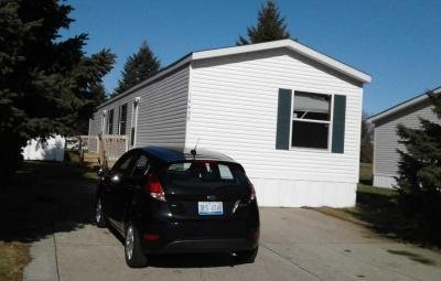 Mobile Home at 14459 Winding Creek Lane West Olive, MI 49460