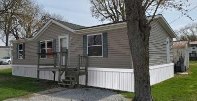 Mobile Home at 1233 W Michelle Way Lot 10 Rushville, IN 46173