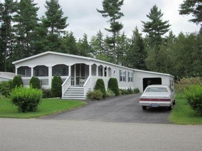 Mobile Home at 66 Temple Drive Rochester, NH 03868