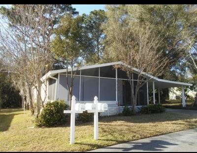 Mobile Home at 1718 Indian Wells Ocala, FL 34472