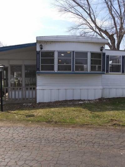Mobile Home at 83 Andrus Circle Silver Creek, NY 14136