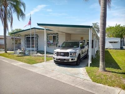 Mobile Home at 93080 6th Street N Pinellas Park, FL 33782