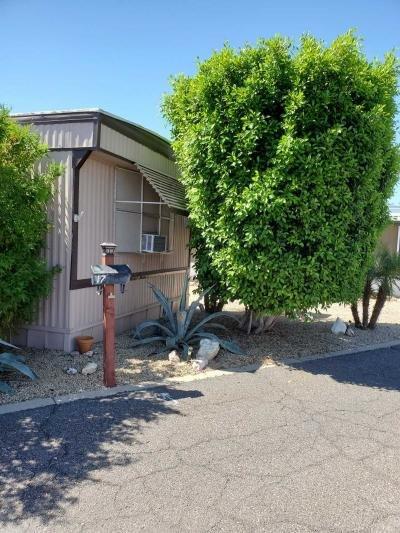 Mobile Home at 19225 N. Cave Creek Rd., #17 Phoenix, AZ 85024