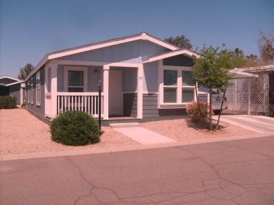 Mobile Home at 19802 N. 32nd St. # 63 Phoenix, AZ 85050