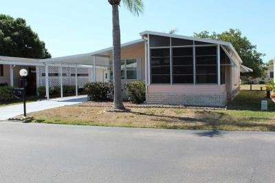 Mobile Home at 3654 Golf Cart Dr. #384 North Fort Myers, FL 33917