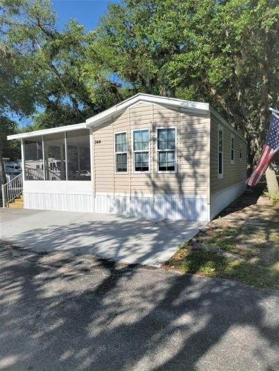 Mobile Home at 344 Mahogany Court SW Labelle, FL 33935