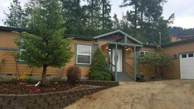 Mobile Home at 384 Knoll Terrace Dr. Canyonville, OR 97417