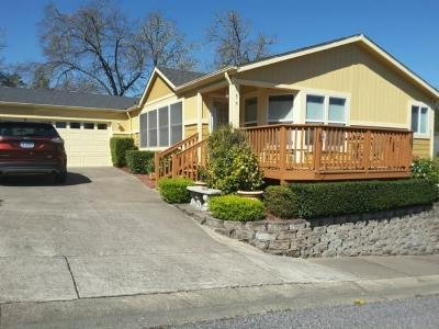 Mobile Home at 155 Kimberly Way Canyonville, OR 97417