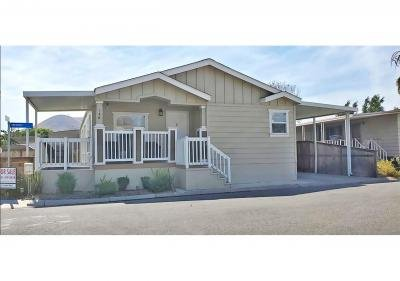 Mobile Home at 4901 Green River Rd #148 Corona, CA 92878