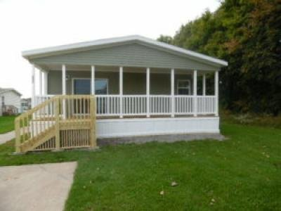 Mobile Home at 355 Brookside Manor Goshen, IN 46526