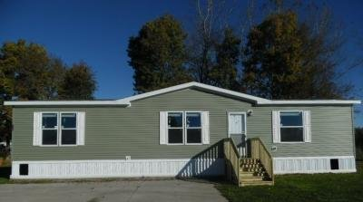 Mobile Home at 357 Brookside Manor Goshen, IN 46526