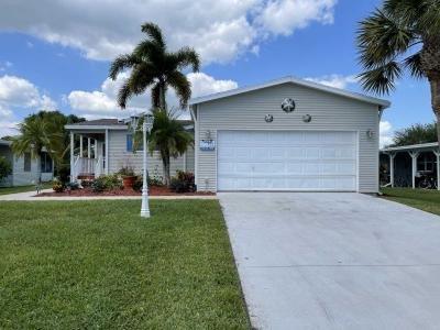 Mobile Home at 1050 W. Lakeview Dr Sebastian, FL 32958