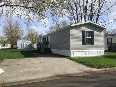 Mobile Home at 310 Brookside Manor Goshen, IN 46526