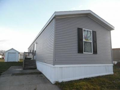 Mobile Home at 54152 Ash Rd. Lot 167 Osceola, IN 46561