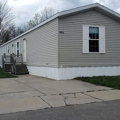 Mobile Home at 5044 Boyne Ct. Allendale, MI 49401