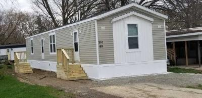 Mobile Home at 210 Sarah Lane #89 Beaver Dam, WI 53916